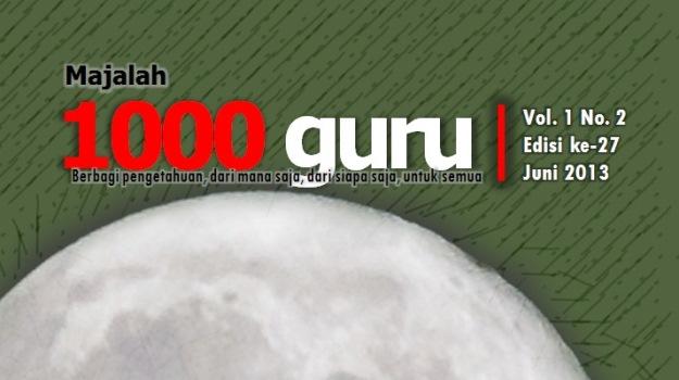 Majalah 1000guru Edisi Juni 2013