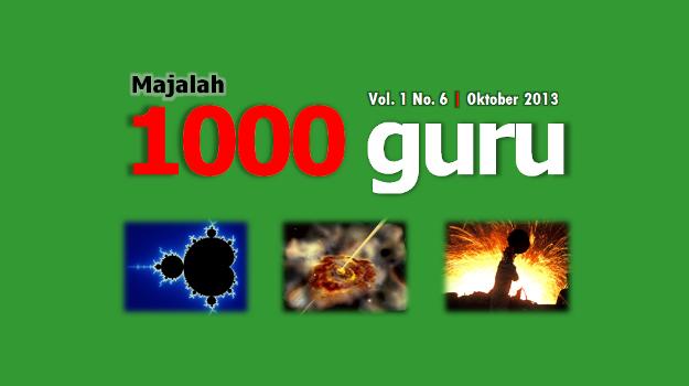 Majalah 1000guru Edisi Oktober 2013