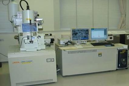 Scanning Electron Microscope (SEM).