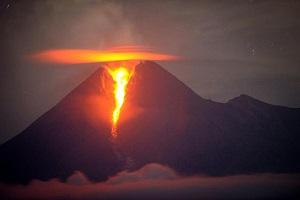Berhadapan dengan Tsunami, Gempa Bumi, dan Gunung Berapi
