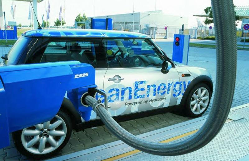 Hidrogen Sang Pembawa Energi Bersih