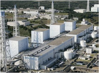 Unit PLTN Fukushima-Daichii, Jepang