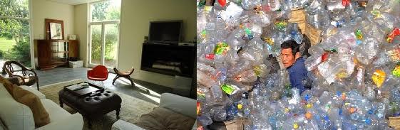 Bahan plastik digunakan di hampir seluruh aspek kehidupan kita.