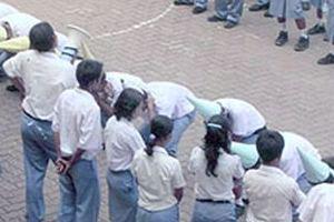 Kekerasan di Sekolah