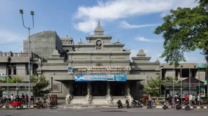 Rekam Perjalanan Pers di Monumen Pers Nasional