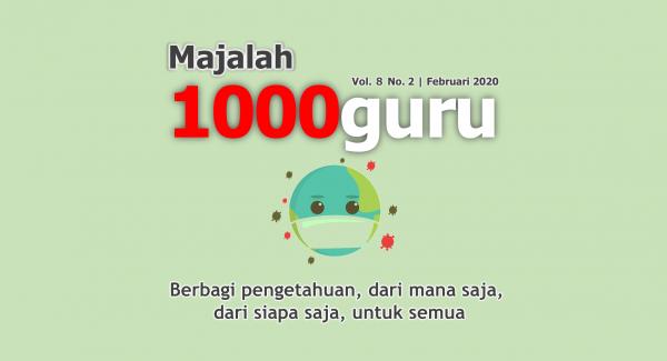 Majalah 1000guru Edisi Februari 2020 (+KUIS!)