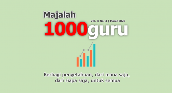 Majalah 1000guru Edisi Maret 2020 (+KUIS!)