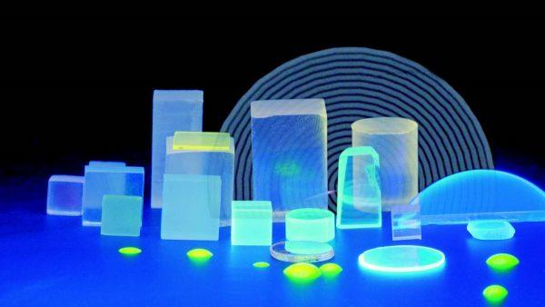 Kristal Sintilasi: Pencitraan dengan radiasi untuk kedokteran, keamanan, dan ruang angkasa