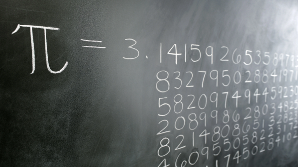 Cara Archimedes Memperkirakan Nilai Pi