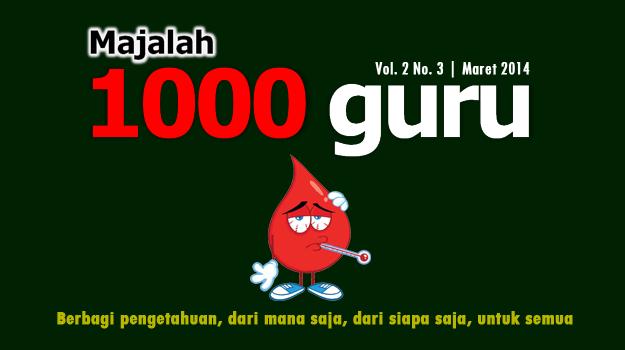 Majalah 1000guru Edisi Maret 2014 (+ KUIS!)