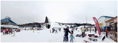 Ski Trip di Hirugano,Gifu.