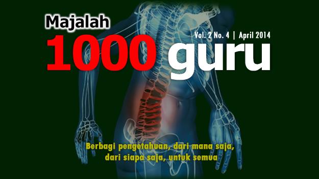 Majalah 1000guru Edisi April 2014 (+ KUIS!)