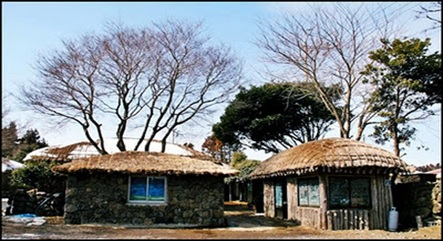 Seongeup Folk Village.