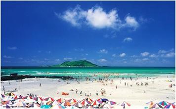 Pantai Hyeopjae.