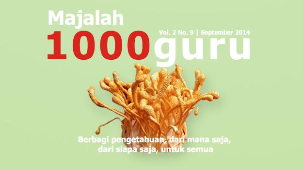 Majalah 1000guru Edisi September 2014 (+KUIS!)