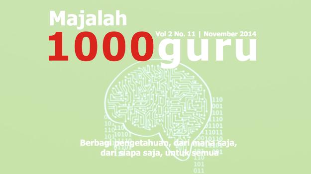 Majalah 1000guru Edisi November 2014 (+KUIS!)