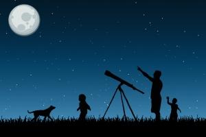 Astronomi sebagai Pilihan Hidup
