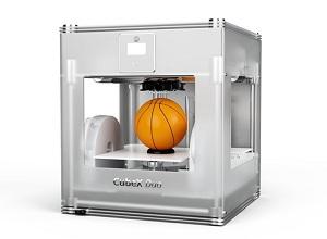 Salah satu produk printer 3D dari perusahaan CubeX.