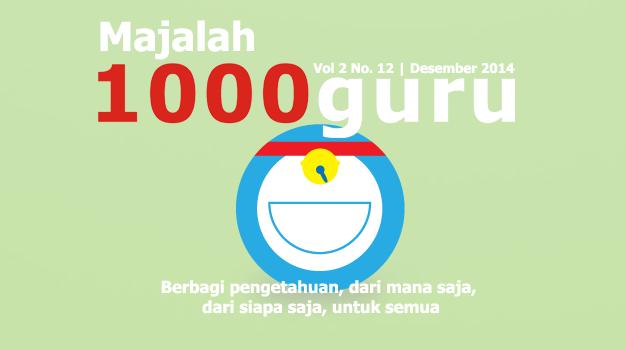 Majalah 1000guru Edisi Desember 2014 (+KUIS!)