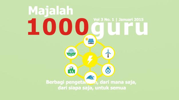 Majalah 1000guru Edisi Januari 2015 (+KUIS!)