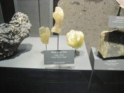Shocked quartz