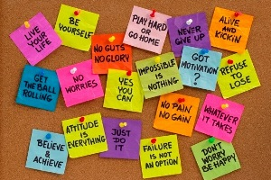 Menyukseskan Ujian Nasional Melalui Motivasi Diri