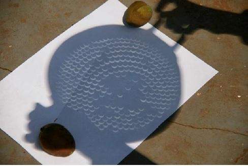 Ilustrasi metode saringan. Sumber gambar: telegraph.co.uk