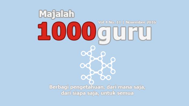 Majalah 1000guru Edisi November 2016 (+KUIS!)