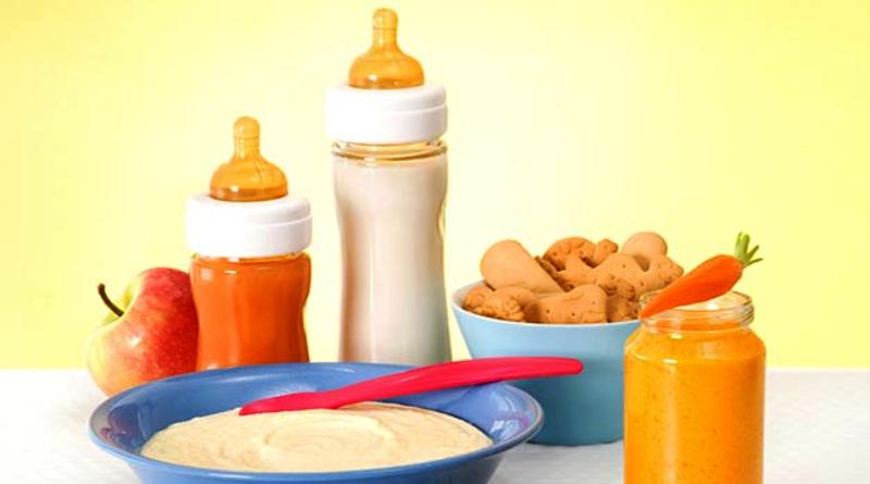 Pemberian Makanan Pendamping Air Susu Ibu Dini (MP-ASI Dini)