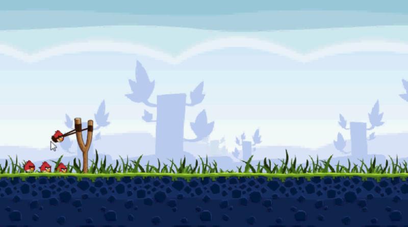 "Menganalisis Gerak Parabola Burung-Burung ""Angry Birds"""