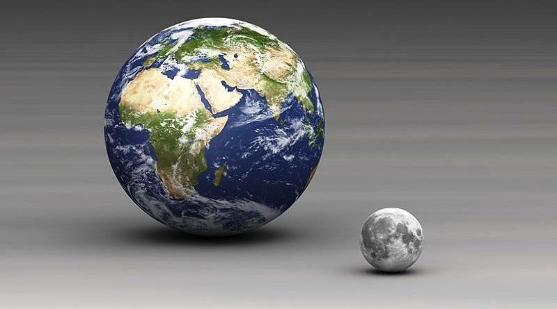 Observasi Gerhana Bulan untuk Mengukur Jarak Bumi dari Bulan