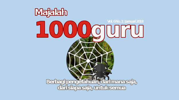 Majalah 1000guru Edisi Januari 2018 (+KUIS!)