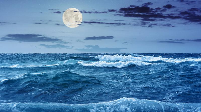 Pasang-Surut Permukaan Air Laut