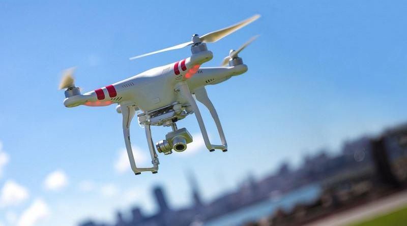 Manfaat Drone Bagi Pertanian