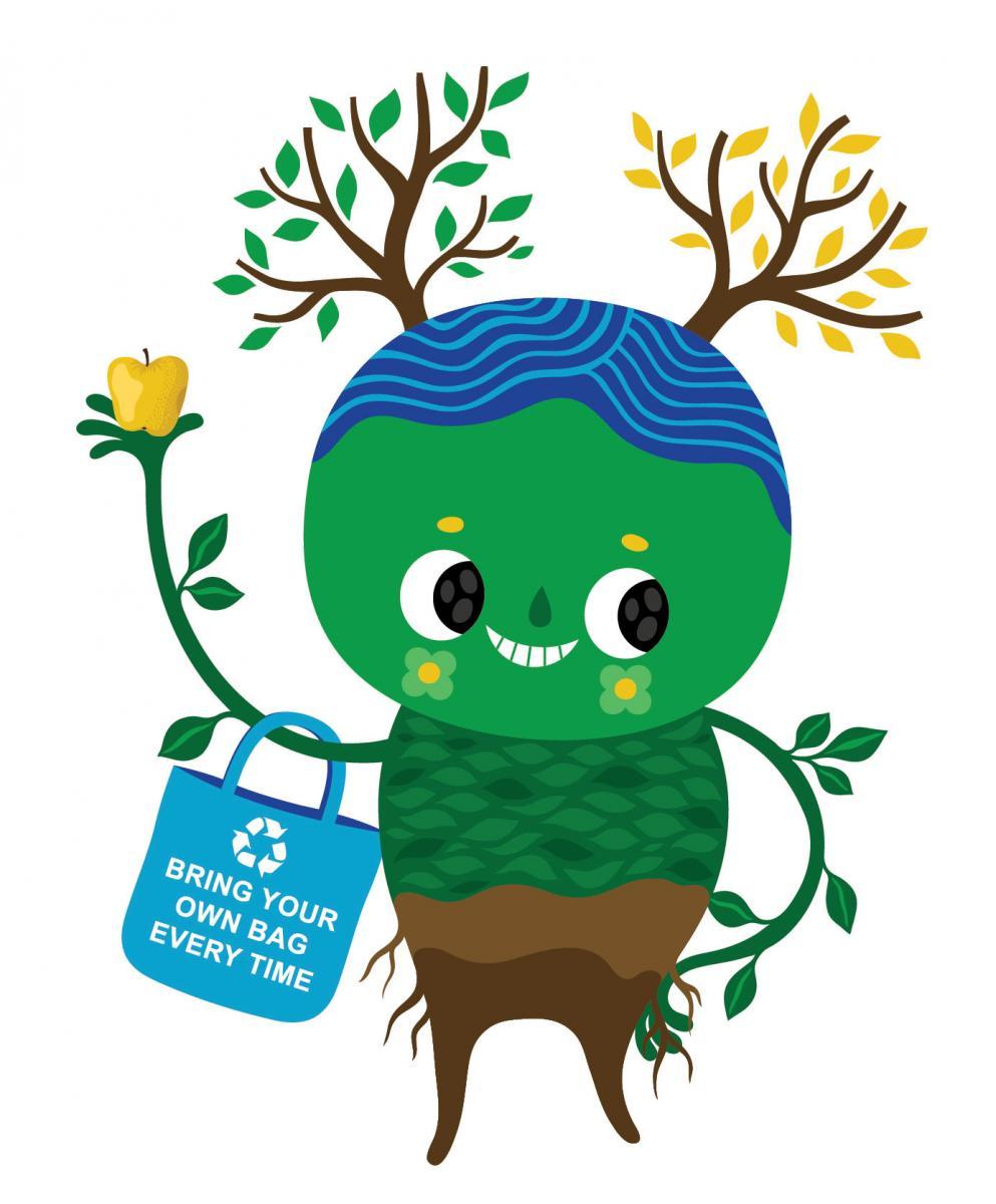 Mengurangi Sampah, Menyayangi Bumi