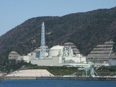 PLTN Monju, dengan reaktor berjenis FBR.