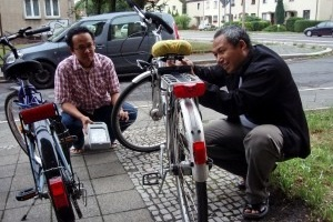 Bersepeda di Jerman