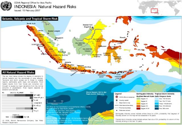 Gempa Bumi (Pengertian, Jenis, Penyebab, Akibat, dll)