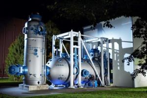 Teknologi hidrida untuk penyimpanan gas hidrogen