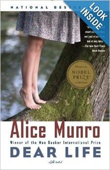 """Dear Life"", karya terakhir Alice Munro. Sumber gambar: www.amazon.com"