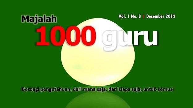 Majalah 1000guru Edisi Desember 2013 (+ KUIS!)