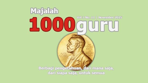 Majalah 1000guru Edisi November 2015