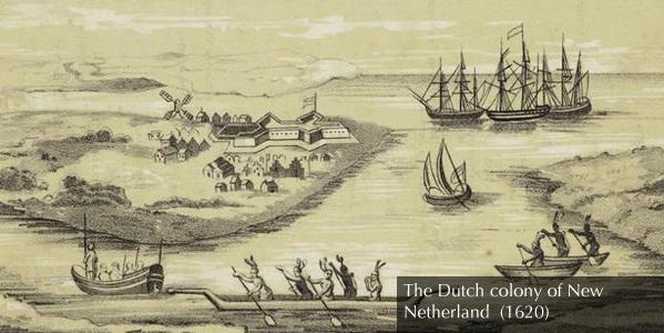 Masa pendudukan kolonial Belanda di Indonesia.