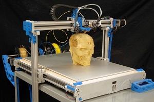 Sejarah Lahirnya Printer 3D (Tiga Dimensi)