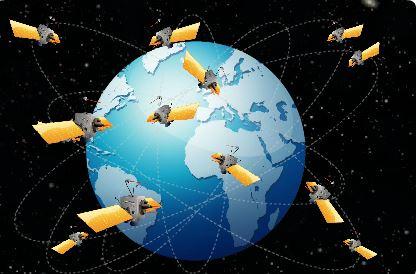 Memantau Lokasi dengan GPS (Global Positioning System)